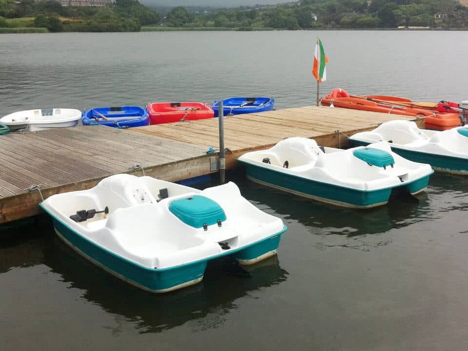 Pedal Boat